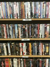 Drama Movies (Part 1) Dvd Lot - You Pick & Choose - Combine Shipping