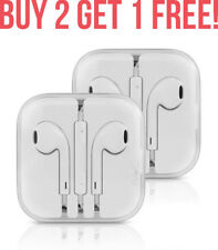 High Performance Earphones for Apple iPhone 4 5 6 7 8 10 Headphones With Mic