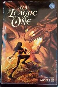 JLA: A League of One – DC Hardback Book – DC (2000) – Less than Cover Price!