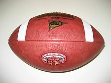 Jacksonville State Gamecocks GAME USED Wilson 1001 Football - University