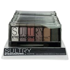 Technic 6 Mulberry Colours Sultry Eyeshadow Cosmetic Makeup Palette Kit 24507