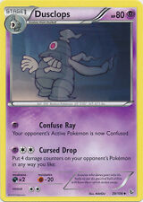 Dusclops Uncommon Pokemon Card XY2 Flashfire 39/106