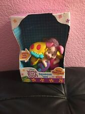 Fisher Price Disney Winnie The Pooh Piglet Squeeze 'em Toy In Box