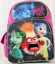"Inside Out  Large 16"" Girls  Backpackb Kids School Backpack"