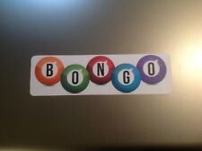 Mazda Bongo 'Bongo Balls' sticker decal