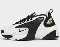 2020 Genuine Nike Zoom 2K ® ( Women UK Size 8.5 EUR 43 ) Black / White Latest