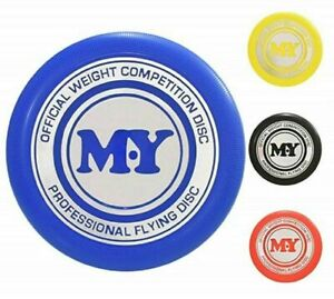 Pro Competition 180g Weighted Frisbee Flying Disc Ring Garden Beach Toy