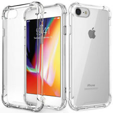 Protective Crystal Case [Ultral-Clear] Slim Cover For iPhone SE2 (2020) 7/8 Plus