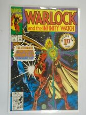 Warlock and the Infinity Watch #1 8.0 VF (1992)