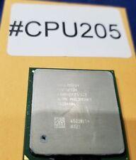 #CPU205 - Intel Pentium 4 SL7PK 2.80GHz Socket 478 CPU