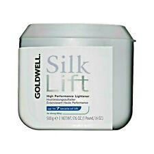 Goldwell Silk Lift High Performance Lightener 7 levels of Lift 500G 1-3 day Free