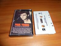 The Secret of Association by Paul Young (Cassette, Oct-1990, Columbia)