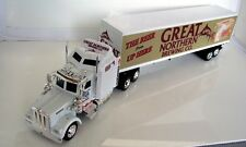 KENWORTH W900 Semi Truck Diecast 1:43 Scale Great Northern Brew Custom Graphics
