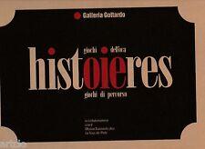 Histoieres - Galleria Gottardo -  Jeux de l'oie