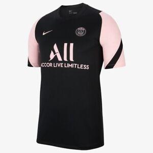 2021-22 Paris-Saint-German PSG S/S Dry Strike Top DH0532-011 21-22 jersey