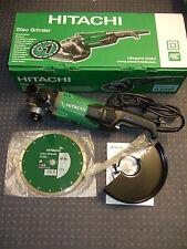 Hitachi Winkelschleifer G23ST 230mm - 2000 W inkl. Hitachi Diamant-Trennscheibe