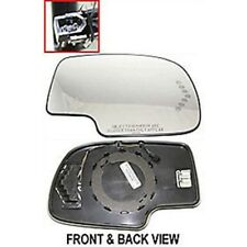 2003-2006 Silverado/Sierra Mirror glass RH Heated, w/Signal