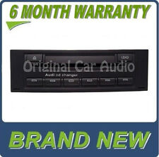 NEW 03 04 05 06 07 08 Audi A4 S4 A6 A8 Cabrio Quattro 6 Disc CD Changer Dash