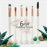 Eg _ LC_ Professionali 6pz da Donna Ombretto Mascara Ciglia Pennelli Makeup Set