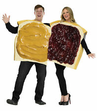 Peanut Butter Jelly Couple Fun Costume Bread Tunic Halloween Funworld