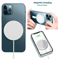 2020 Mag Safe Wireless Charger Magnetic Charging Pad for iPhone12 Pro Max Mini
