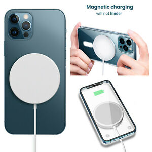 Mag Safe Wireless Charger Magnetic Charging Pad for iPhone12 Pro Max Mini NEW