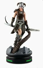 Modern Icons The Elder Scrolls Skyrim Female Dragonborn Statue figure