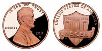 2011-S  Proof Lincoln Shield Cent Nice Coins Priced Right Shipped FREE