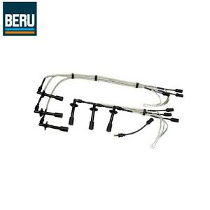 Fits Porsche 911 1973-1989 Spark Plug Wire Set Beru 108533613 ZE746