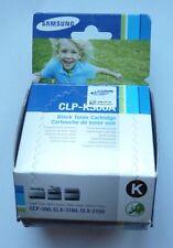 CLP-K300A TONER SAMSUNG ORIGINALE stampanti CLP-300, CLX-3160, CLX-2160  NERO