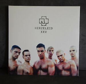 Rammstein : Herzeleid (XXV Anniversary Limited Edition) - Coloured Doppel-Vinyl