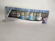 Frozen 2 Mini Snow Globes Pk Of 4-new In Box