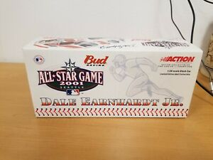 ACTION: Dale Earnhardt Jr #8 Budweiser MLB All Star Game 2001 Monte Carlo 1:24