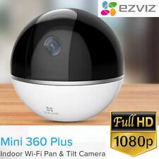Ezviz Mini 360 Plus 1080p Hd Pan/Tilt/Zoom Home Security Camera - works w/Alexa