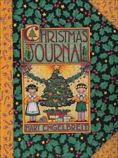 Christmas Journal by Mary Engelbreit (1994, Hardcover)