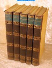 Gogol,Nikolaus-Sämtliche Werke in 5 Bänden-Hrsg.Otto Buek-Propyläen Berlin o.J.