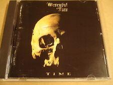 CD / MERCYFUL FATE - TIME
