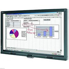 """PANNELLO INTERATTIVO Smart Touch Screen LED 70"""" 8070i riunione PRO NUOVO £ 10500"""
