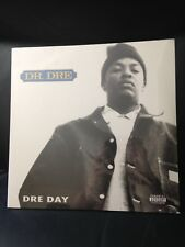 """Dr Dre Dre Day 12"""" Record Store Day 2018 Clear Vinyl"""