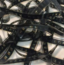 Vintage Used 35mm Movie Film 50ft. Art Deco Or Theater Room Reel Decor Old/Party