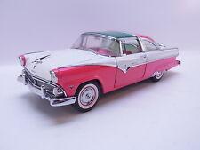 Lot 38960 | Franklin Mint 1:24 FORD Crown Victoria 1955 2-door modello di auto Merce Nuova