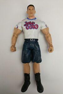 WWE John Cena Figure JAKKS Ruthless Aggression 8.5 WWF WCW ECW TNA AEW Ring Rage