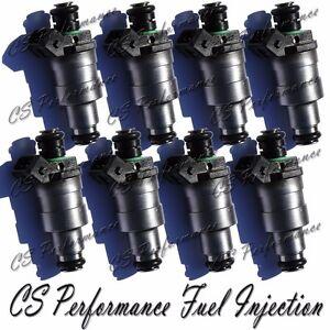 OEM Lucas Fuel Injectors Set (8) for 93 Land Rover Defender 110 3.9 V8