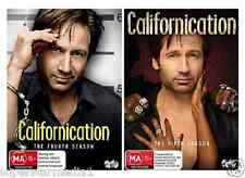 Californication Season 4 & 5 : NEW DVD