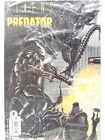 ALIENS / PREDATOR Heft 0 + 1 komplett (mg publishing, 2000-2001) Orginalverpackt
