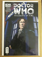 DOCTOR WHO PRISONERS OF TIME #8 B DAVE SIM 1:10 VARIANT COVER NM 1ST PRINTING