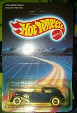 Hot Wheels Classic Caddy Car #2529 Unopened 1986