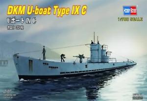 Hobbyboss 1:700 Dkm U-Boat Type 1, #HB87007