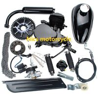Bicycle Motor Kit 80cc 2-Stroke Bike Gasoline Motorized Gas Engine Motor Retrof