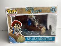 Funko Pop! Rides Splash Mountain #47 Disney Parks Exclusive
